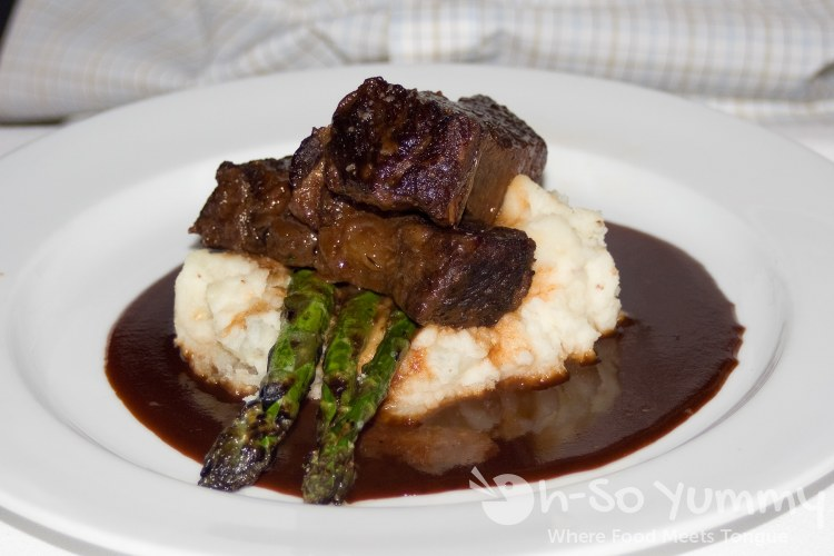 The Prado - Beef Short Ribs