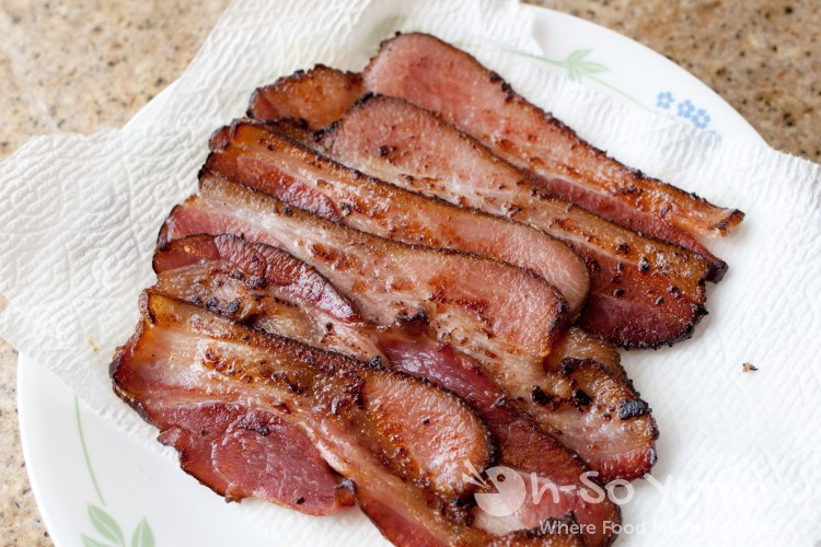 Super Apple and Hickory Wood Smoked Maple Infused Bacon