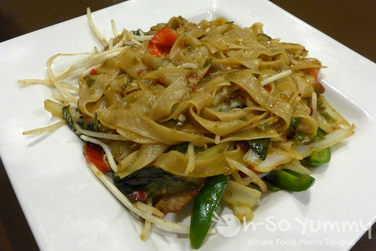 Spices Thai Cafe - Spicy Noodle with pork