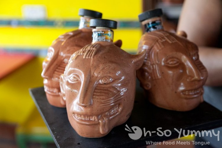 Spritis of Mexico Tequila Trail Apocalypto tequila