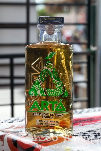 Spirits of Mexico Tequila Trail Arta bottle