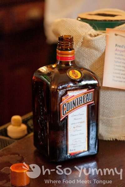 Cointreau Cocktail Challenge at Tequila Trail 2012