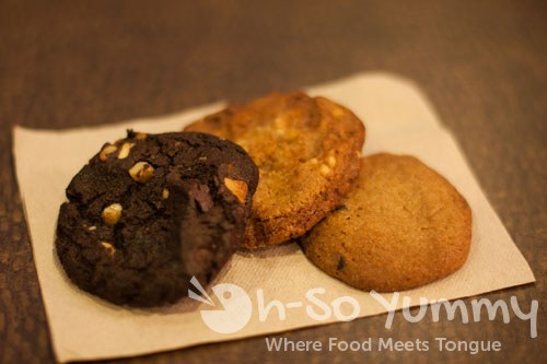 Taste of Downtown San Diego 2011 - Panera Bread cookies