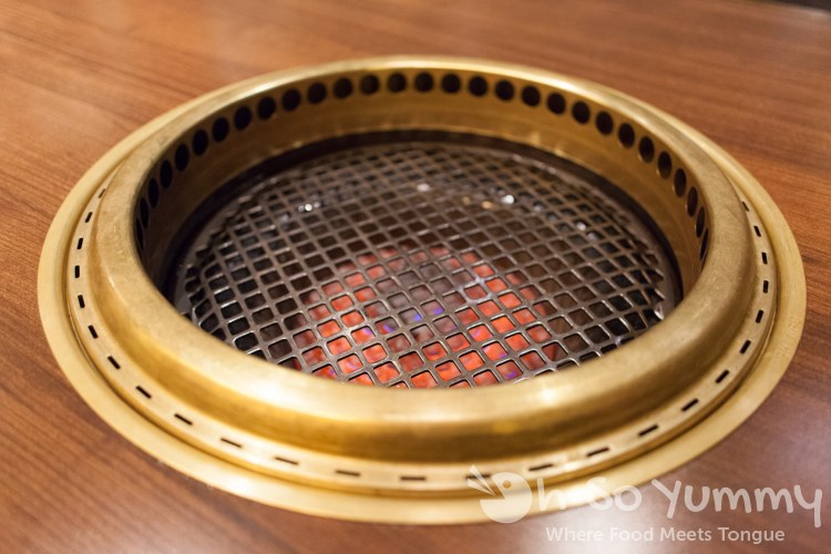 Gyu-Kaku Japanese BBQ - Table Grill