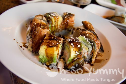 Gami Special Roll
