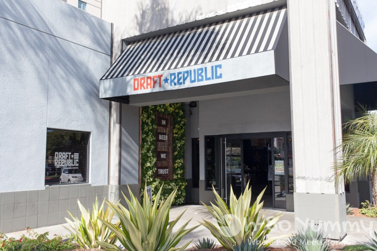 Draft Republic in La Jolla