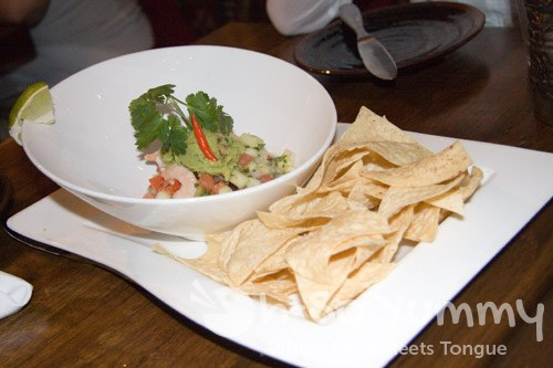Indigo Grill - Shrimp and Scallop Ceviche