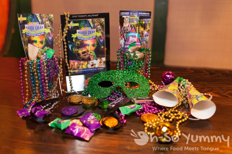 Mardi Gras Dinner Package at The Field