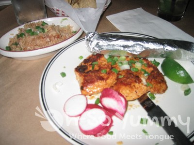 Yucateco Chicken with Spanish Rice