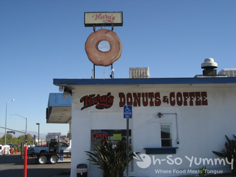 Mary's Donuts and Coffee