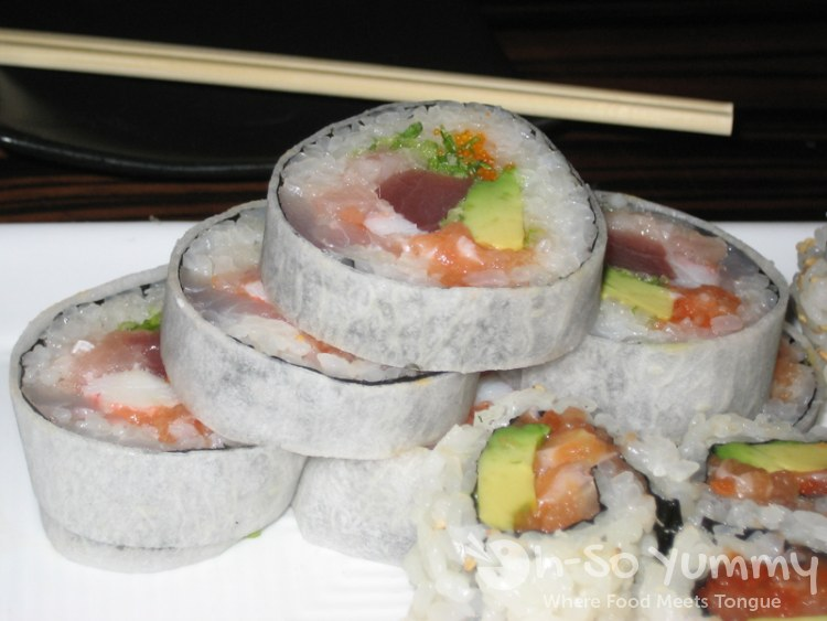 House Special Sushi Roll