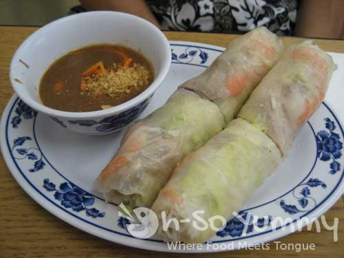 Goi Cuon Tom Thit / Summer Rolls