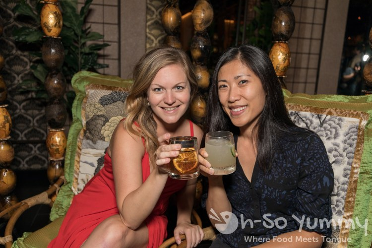 EatDrinkBeSD and Oh-SoYummy at Realm of the 52 Remedies