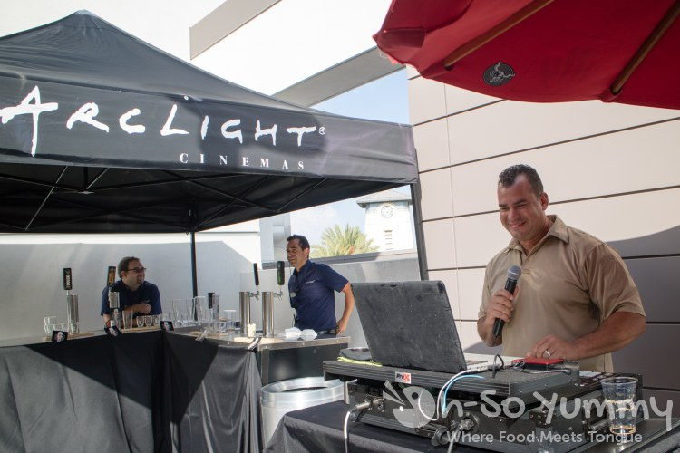 ArcLight on Tap Promotion at ArcLight Cinemas - La Jolla (UTC), CA