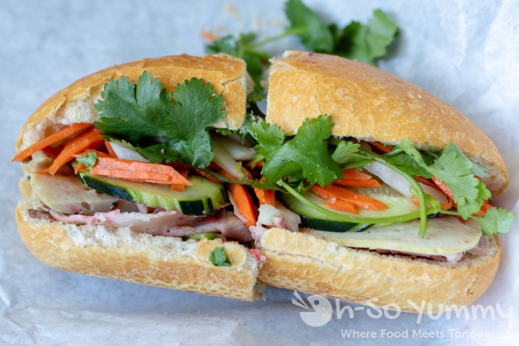 Banh Mi Hoa An special banh mi San Diego birthday freebies
