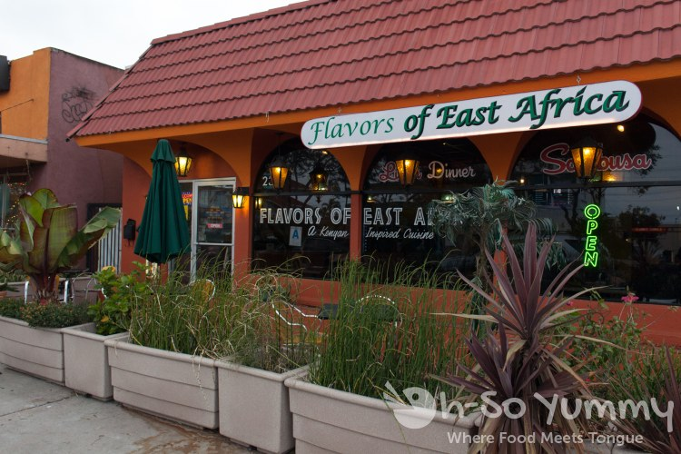 Bite San Diego: The Boulevard - Flavors of East Africa