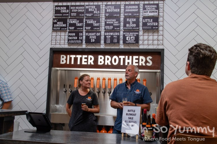 Welcome to Bitter Brothers Brewing Co