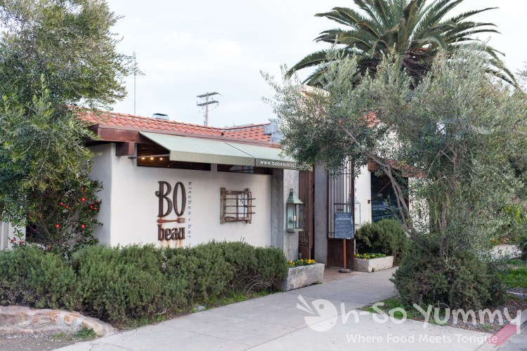 BO-Beau Kitchen + Bar in Point Loma San Diego