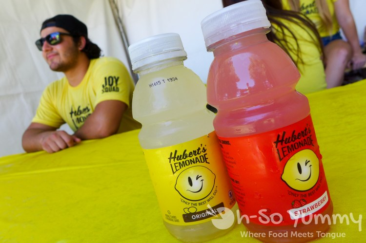 Hubert's Lemonade at San Diego Reader Burgers and Beer