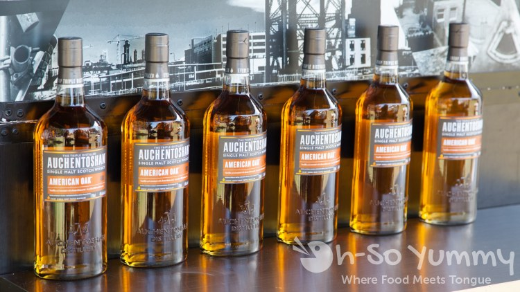Auchentoshan Single Malt Scotch Whisky at Reader Burgers and Beer 2017