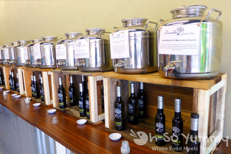 Humble Olive Oils in Carlsbad