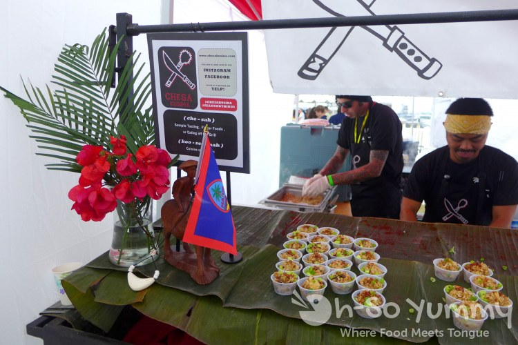 chesa kusina at lemon zest and garlic festival 2015