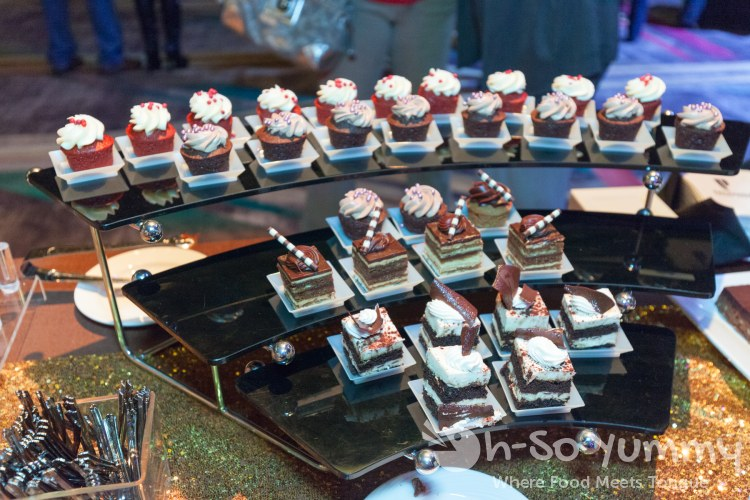 desserts at the 10th Annual Chocolate Decadence at Pechanga Resort and Casino