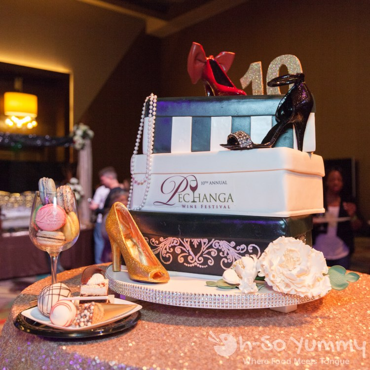 10th Annual Chocolate Decadence at Pechanga Resort and Casino in Temecula