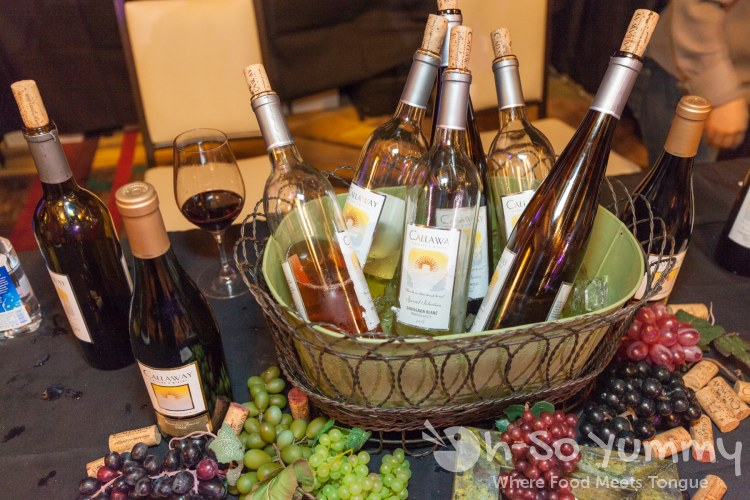 Callaway Wines at the 10th Annual Chocolate Decadence at Pechanga Resort and Casino