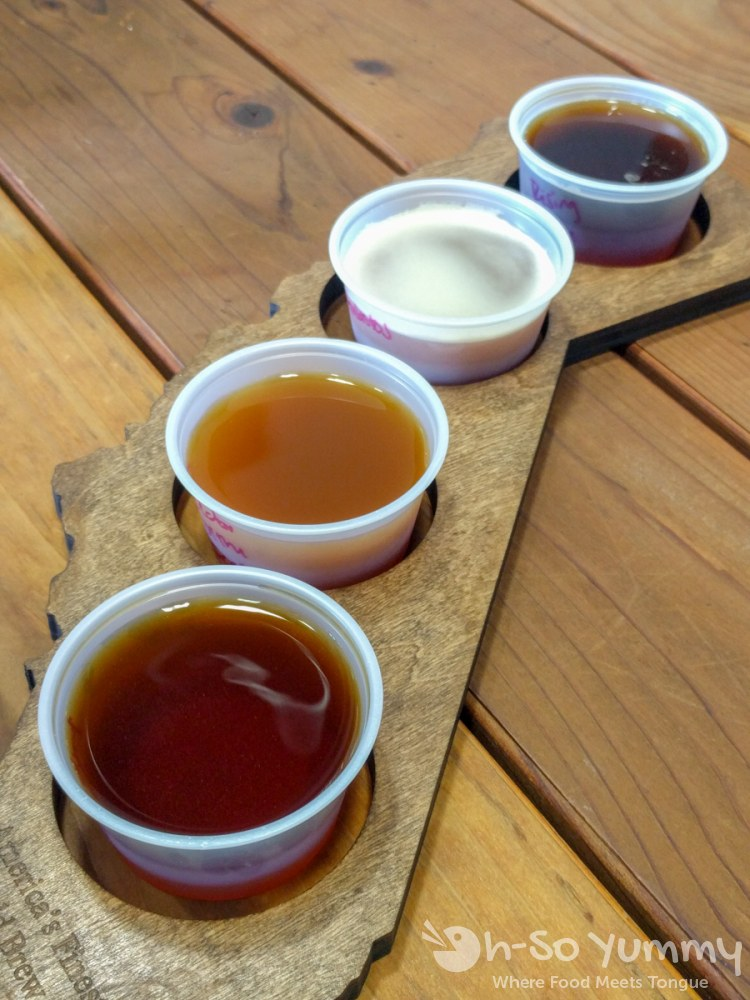 Trident Coffee sampler of 4 for $4