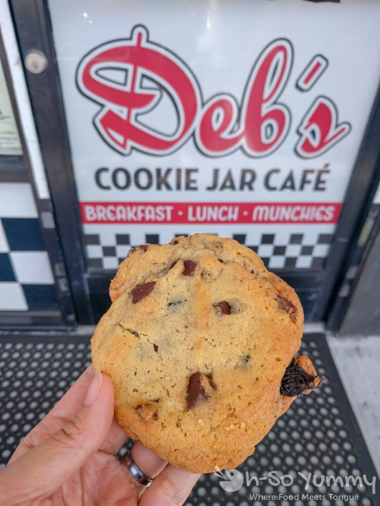 cookies from Deb's Cookie Jar in Chula Vista