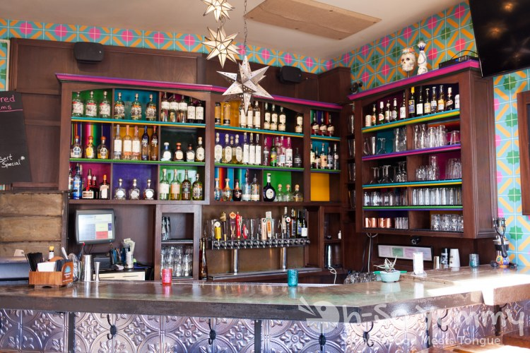 Bar at Del Sur Mexican Cantina