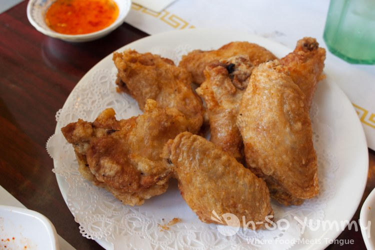 Do Re Mi - chicken wings