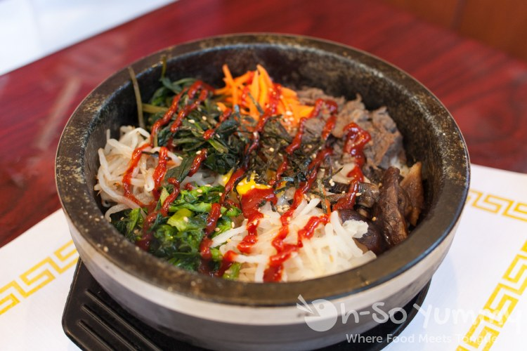 Do Re Mi - stone pot bibimbap