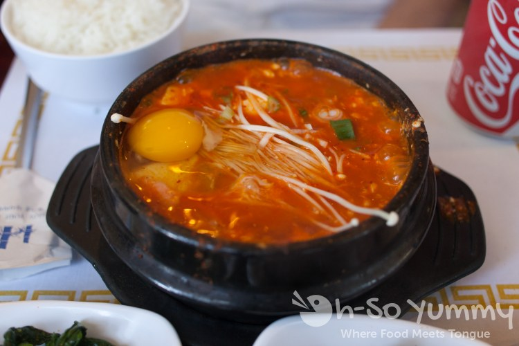 Do Re Mi - tofu soup