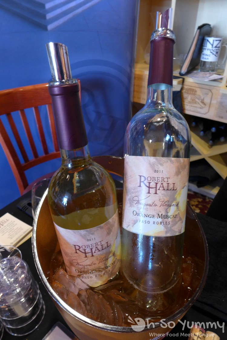 Escondido Chocolate Festival 2014 - Robert Hall wines