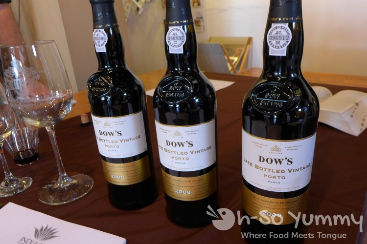 Escondido Chocolate Festival 2014 - DOWs Wine