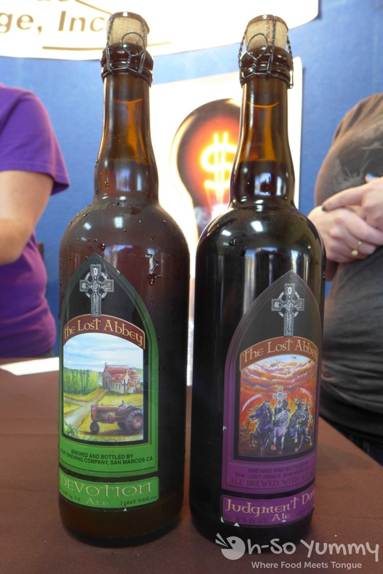Escondido Chocolate Festival 2014 - Lost Abbey beer