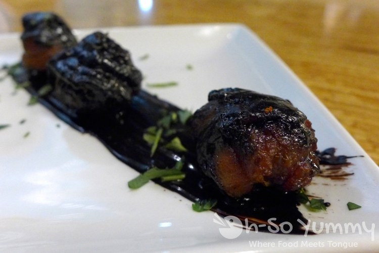 Eclipse Chocolate - Bacon Wrapped Dates