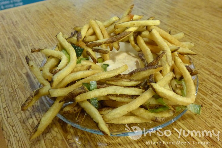 Eclipse Chocolate - Frites and Leeks