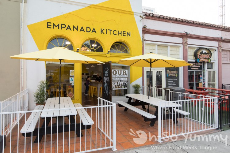 Empanada Kitchen on C Street in downtown San Diego