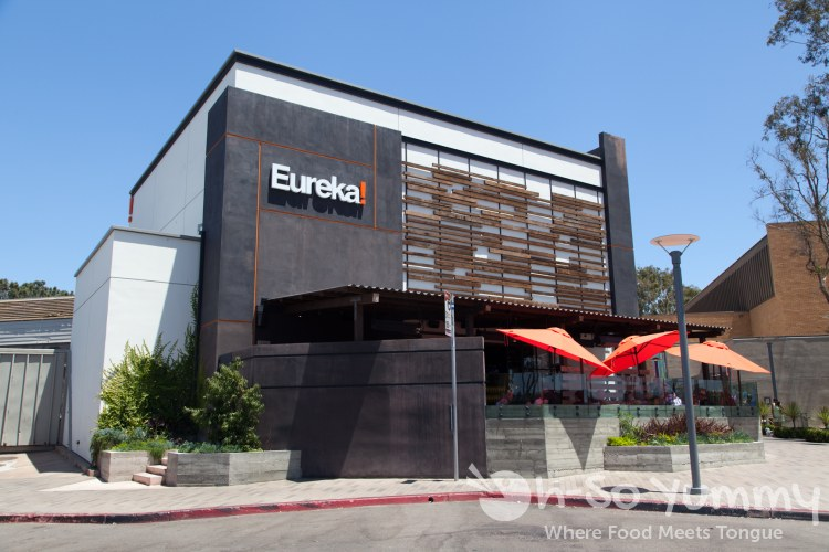 eureka located in UTC mall area
