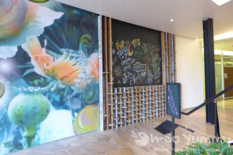 wall art at Green Acres Campus Pointe