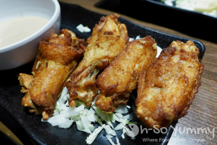 Gyu-Kaku Japanese BBQ - Sesame Chicken Wings