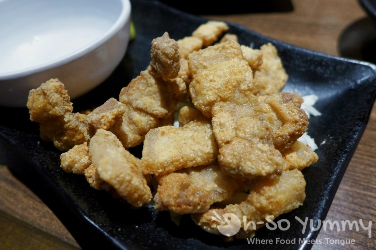 Gyu-Kaku Japanese BBQ - Fried Bacon Chips
