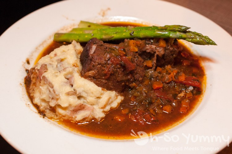 Porter Braised Short Ribs at Harley Gray