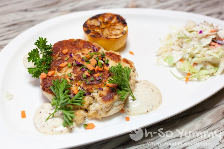 Jumbo Lump Crab Cake at Humphreys