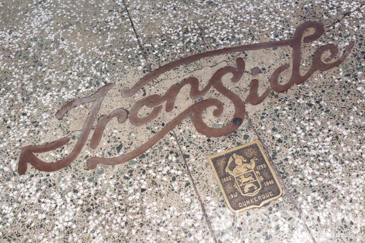 Ironside Fish and Oyster Bar in Little Italy