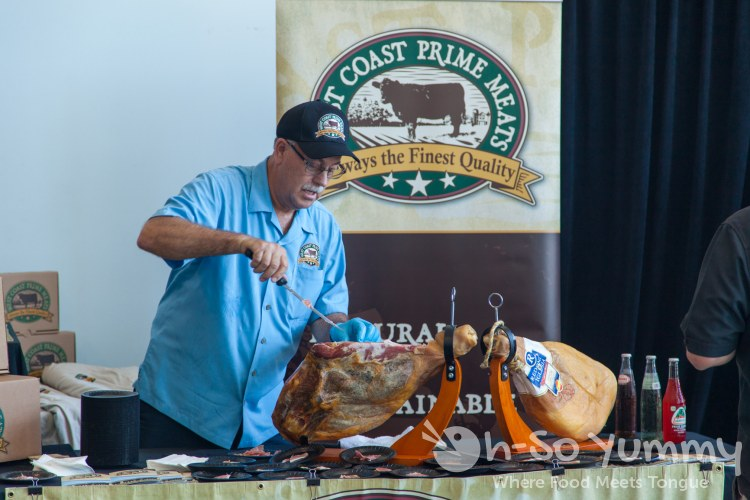 West Coast Prime Meats at Latin Food Fest San Diego