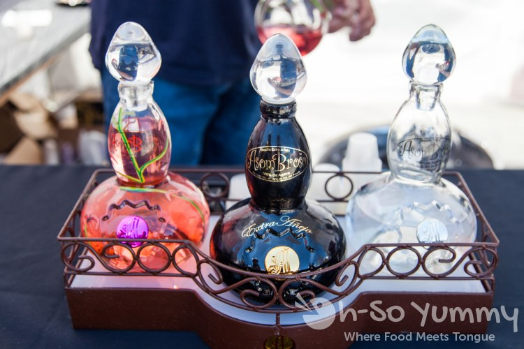 AsomBroso Tequila at Latin Food Fest San Diego